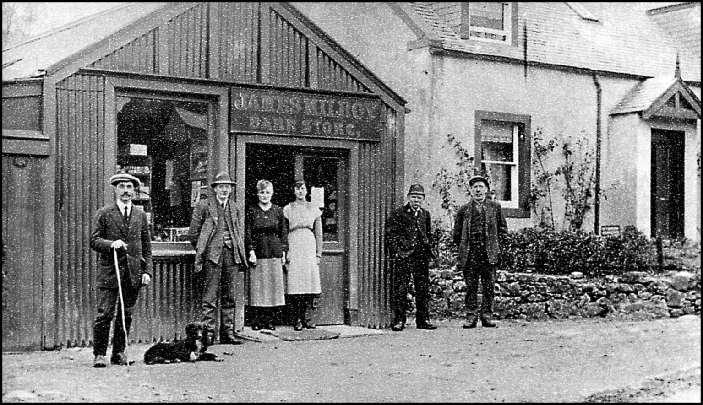Barr Shop