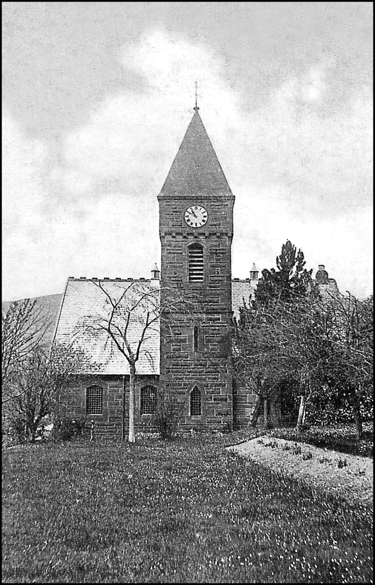 Kirk Angus Clock Tower