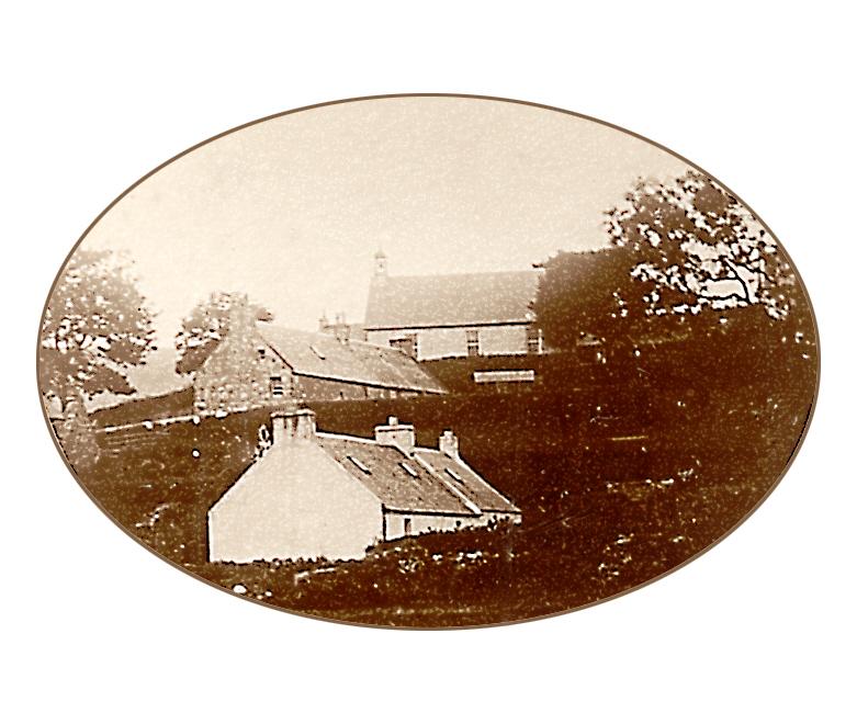 Kirk Angus Church 1843