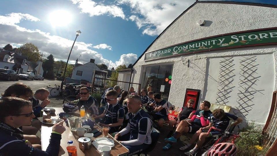 Ayr Roads Cycling Club : Harry Fairbairn BMW