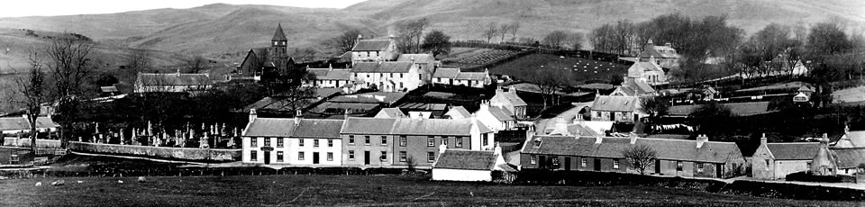 7 - and old picture of Barr village